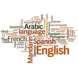 Listado Cursos Idiomas