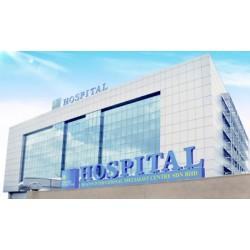 Servicio de vigilancia en centros hospitalarios