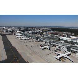 Servicio de vigilancia en aeropuertos