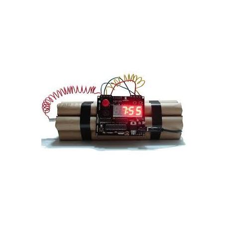 Detección de Artefactos Explosivos