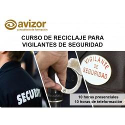Reciclaje Vigilantes de Seguridad